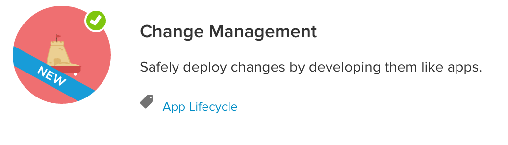 Trailhead Change Management Icon