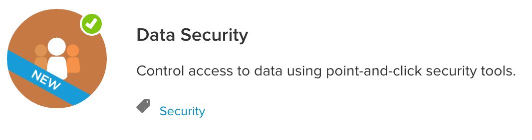 Trailhead Data Security Model Icon